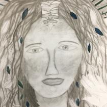 Člověk a zvíře, Monika Sokolová, 12 let