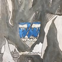 Koktejl z jeskyně, Jan Klimíček, 11 let