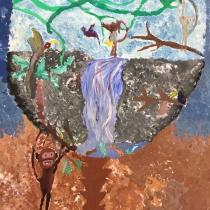Koktejl z pralesa, Anna Honzková, 9 let
