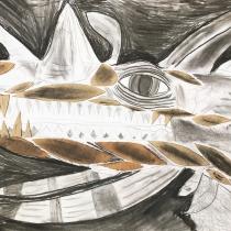Mýtické zvíře, Gabriel Gold, 9 let