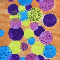 Umění nepořádných hostů, Anna Srovnálková, 6 let