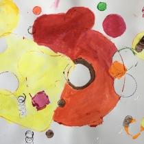 Umění nepořádných hostů, Vernonika Polášková, 8 let