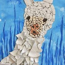 Zvíře ze střípků, Nikola Bechná, 13 let