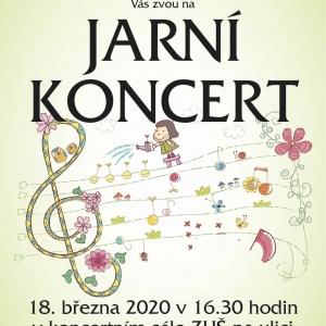 Jarní koncert ve Fulneku / Příspěvek