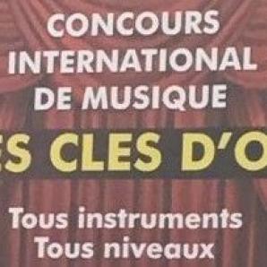 Mezinárodní soutěž Les Cles d'Or / Příspěvek